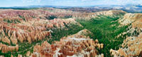 Bryce Canyon Panorama, Bryce Canyon National Park, Utah