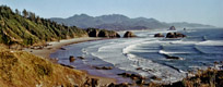 Ecola Surf, Cannon Beach, Oregon